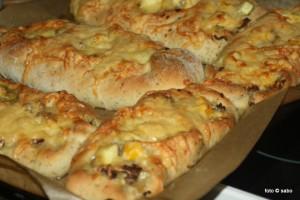 Brot-Teige-Kuchen